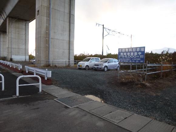 【予約制】タイムズのB 岩手飯岡駅A駐車場(駅北月極) image