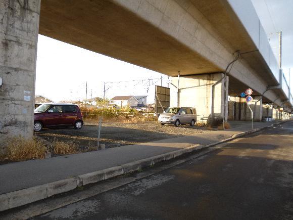 【予約制】タイムズのB 矢幅駅南高架下駐車場(No.1) image