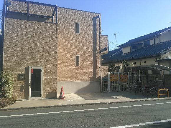 【予約制】タイムズのB ガーデンヴィラ吉祥寺駐車場の写真URL1