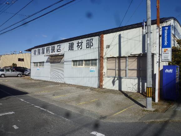 【予約制】タイムズのB 鳥屋銅鐵店 建材部駐車場の写真URL1