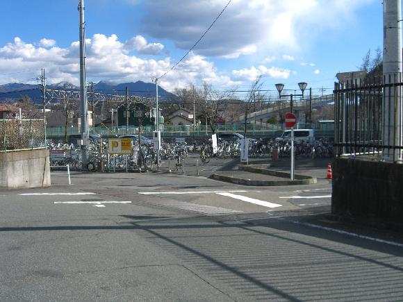 【予約制】タイムズのB 渋川駅構内駐車場 image