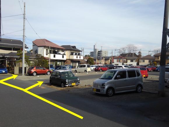 豊岡駅 駐車場