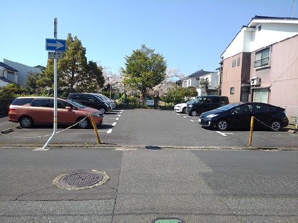 【予約制】タイムズのB マンスリー西町駐車場 image