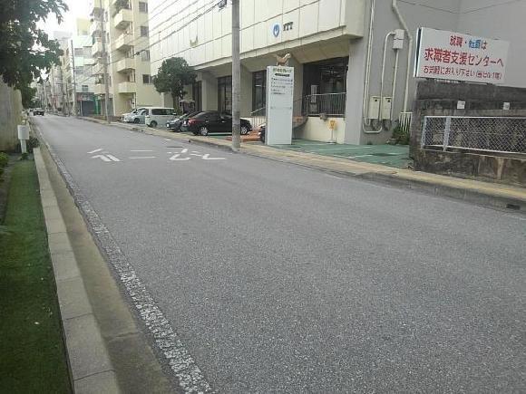 【予約制】タイムズのB NTT西日本牧志ビル駐車場 image