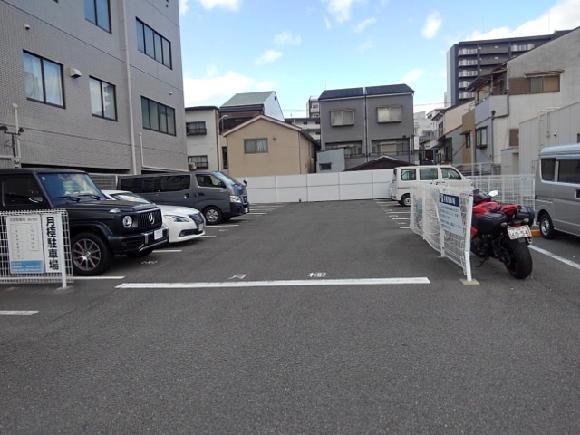駐車場 大阪城