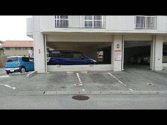 【予約制】タイムズのB 東洋館赤嶺駐車場 image