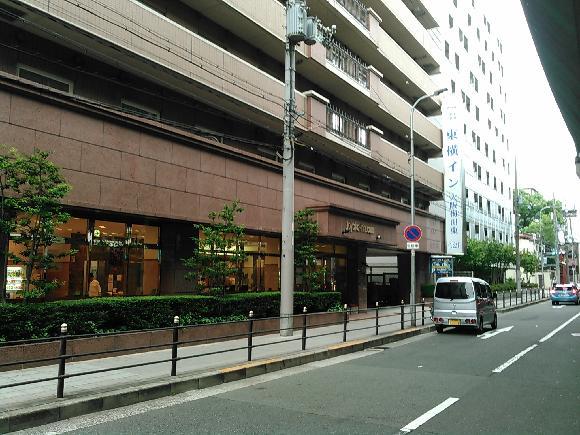 車場 大阪 天満宮 駐